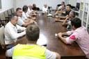 22/10/2018 - Reunião sobre falta de água em Jaboticabal