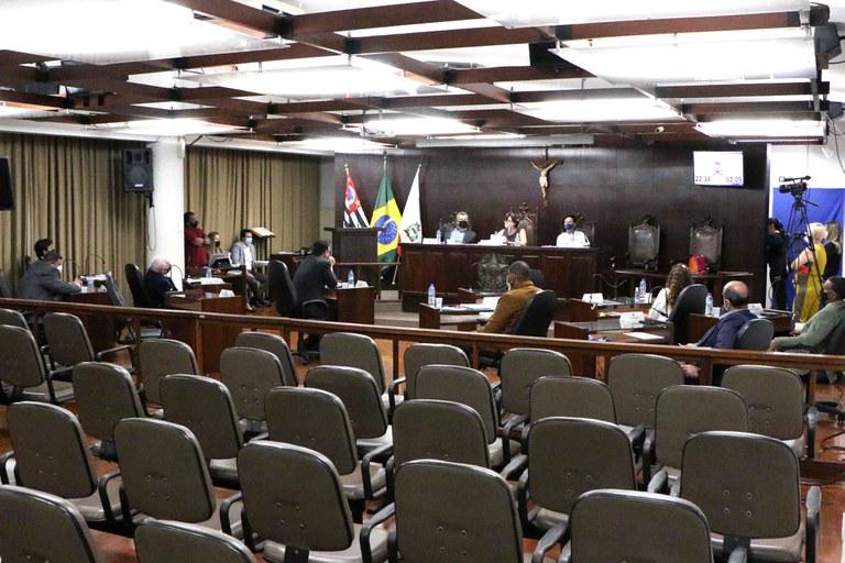 Câmara de Jaboticabal abre ano Legislativo com definição nas Comissões Permanentes