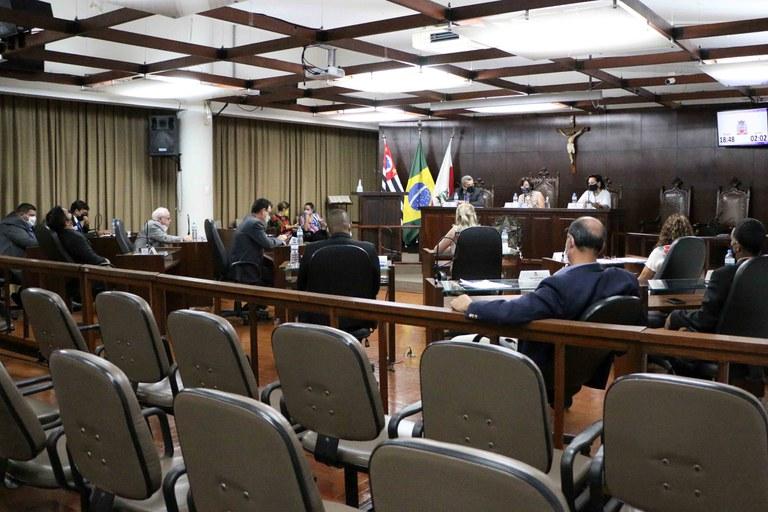 Câmara de Jaboticabal aprova PL que ratifica protocolo de intenções para a compra de vacinas pelo Governo Municipal