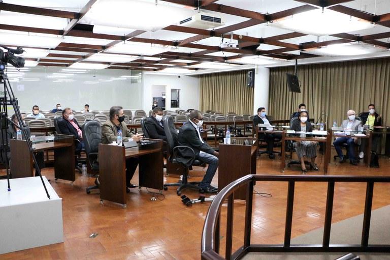 Câmara de Jaboticabal aprova quatro projetos em sessão ordinária