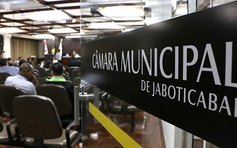 Câmara de Jaboticabal faz sessão extraordinária nesta quarta-feira (29/04)