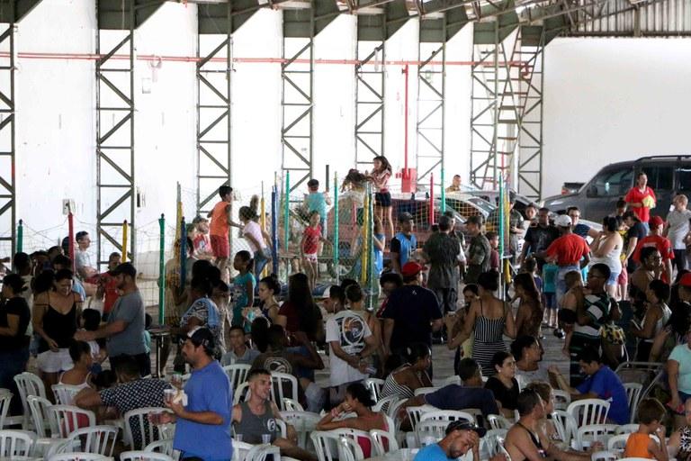 Festa das Crianças reúne mais de 2 mil pessoas no Cora Coralina