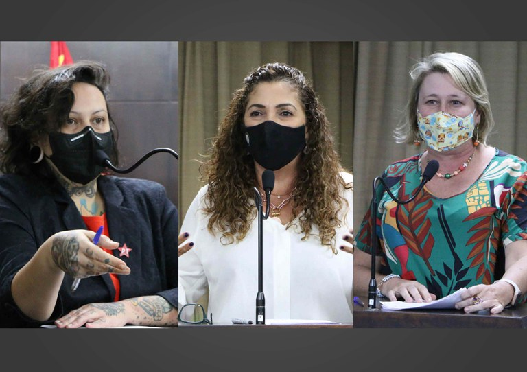 Frente Parlamentar em Defesa dos Direitos das Mulheres faz reunião on-line na próxima segunda-feira com transmissão ao vivo