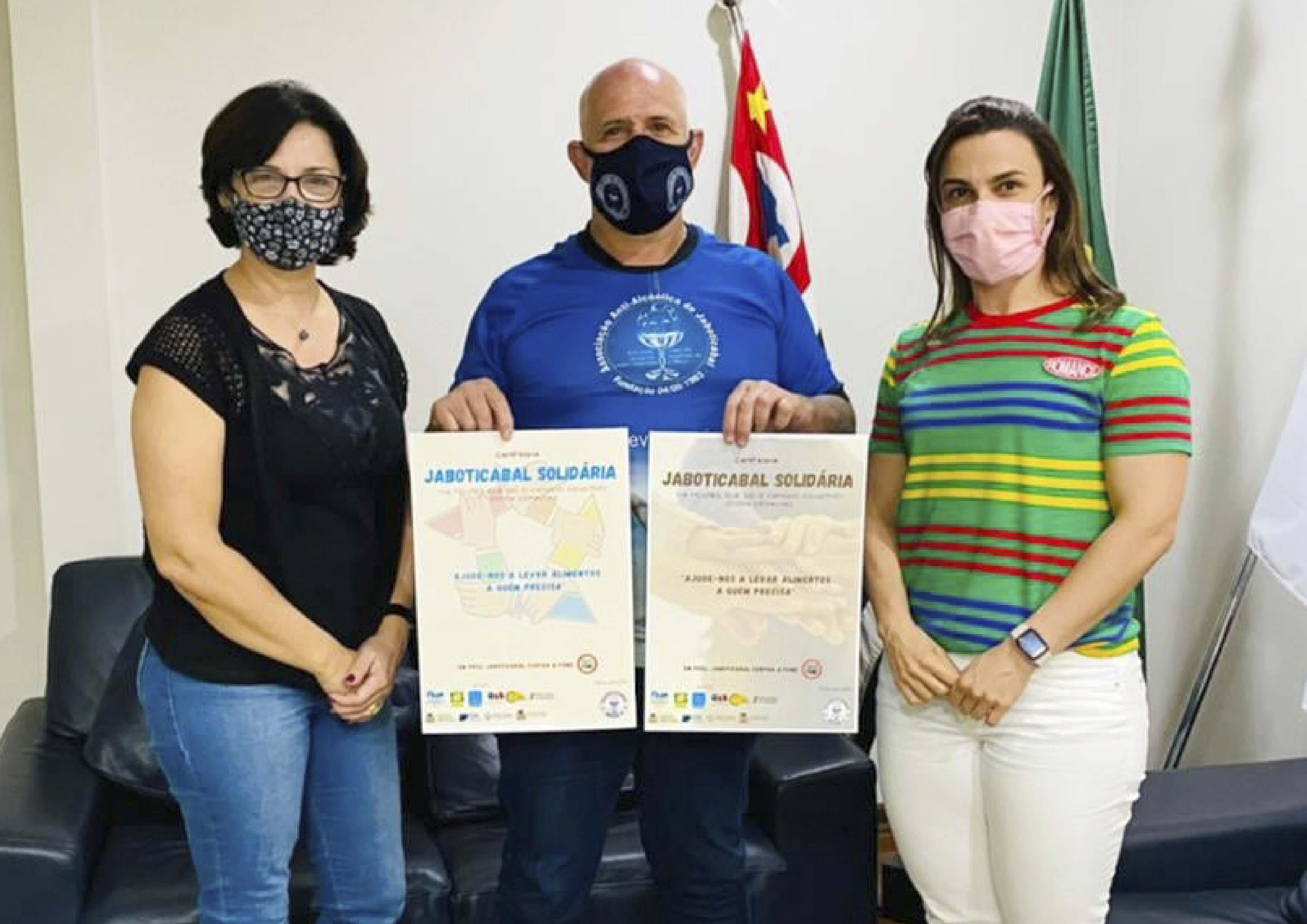 Campanha Jaboticabal Solidária