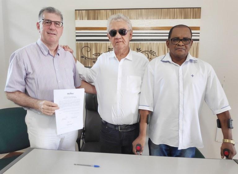 Vereador Carmo Jorge conquista R$ 150 mil para Hospital Santa Isabel